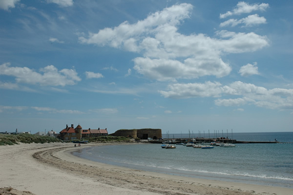 Beadnell Bay Harbour